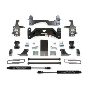Fabtech K7009m Basic 6 System W Rear Stealth Shocks For Toyota Tundra 2wd 4wd