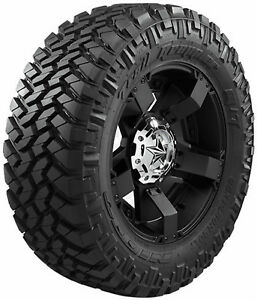 Nitto 205 580 Single 20 37x11 50r20lt E 128q Trail Grappler Mud Terrain Tire