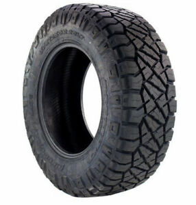 Nitto 217 170 Single 20 Lt295 60r20 E 126 123q Ridge Grappler Light Truck Tire