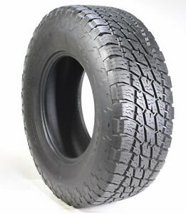 Nitto 201 180 Single 18 255 60r18 112s Xl Terra Grappler All terrain Tire
