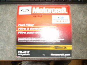 New Motorcraft Fd4617 Fuel Filter Ford F 250 F 350 F 450 Super Duty 6 4l Oem