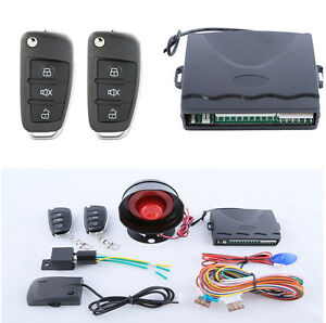 Car Security System Remote Trunk Release Anti theft Device Silent Alarm Arm lock