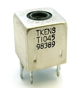 Variable Coil Inductors 15uh Type 10k Btkens t1045z Toko Nos 15 Pieces