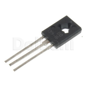 Bd139 16 Original New Unknown Semiconductor