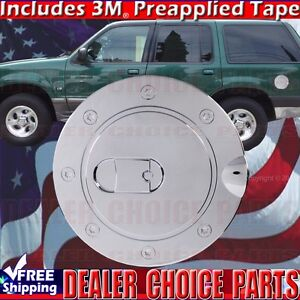 1998 2001 Ford Explorer 1997 2001 Mercury Mountaineer Chrome Gas Door Cover Cap