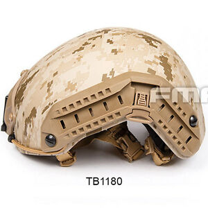 FMA Maritime Helmet MH Type AOR1 TB1180 MLXL For Airsoft Paintball Mich Devgru