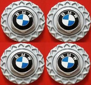 Four 4 1984 1991 Bmw Bbs 14 Wheel Center Hub Caps Styl 5 E30 318i 325e 325i