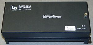 New Campbell Scientific Am16 32a Multiplexer W Extended Temp Quantity Available