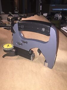 Mahr Federal Snap Gage Model 301p 2 1 2 Excellent Indicator Ids 206 002mm