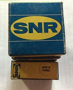 6 Snr 6004 Ball Bearing Made In France New Old Stock