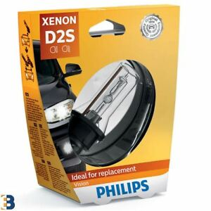 1x D2s Philips Xenon Vision Headlight Bulb Ideal For Replacement 85122vis1