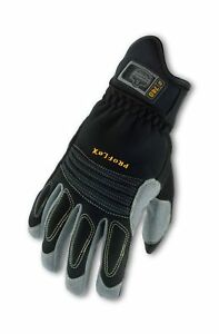 Ergodyne Proflex 740 Fire Rescue Rope Gloves Large