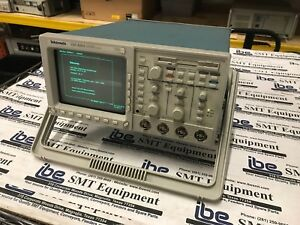 Tektronix Tds 420a Four Channel Digitizing Oscilloscope 200 Mhz With Warranty