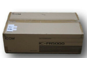 Icom Ic fr5000 Vhf Repeater 136 174mhz 50 Watts Idas Digital Ham new