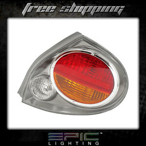 Fits 02 03 Nissan Maxima Tail Light Lamp Passenger Right Only