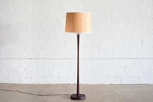 Mid Century Floor Lamp Danish Modern Laurel Sculptural Floor Light Vintage