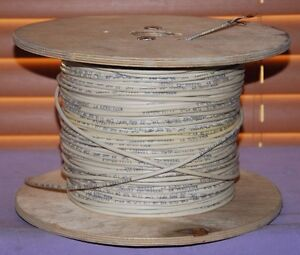 Genuine Cable Ip224al 52 Isotec 22awg 4c Cl3p Ft6 653 Feet New