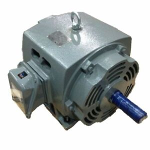 G e 15 Hp 1800 Rpm Odp 208 230 460 Volts 254t 3 Phase Motor New Surplus