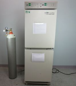 Nuaire Autoflow Nu 8700 Water Jacket Co2 Incubator Dual Stack With Warranty
