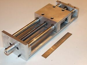 Z Axis Slide 7 travel 4 Width Heavy Duty Cnc Router plasma 3d Kit Diy