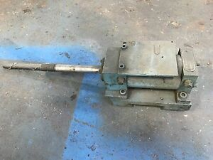 010 00 242 00 Pines 1 Hydraulic Tube Bender Mandrel Extractor Cylinder