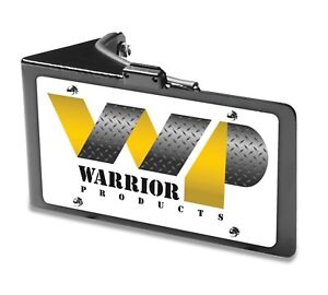 License Plate Bracket Rear Warrior Products 1563 Fits 2007 Jeep Wrangler