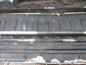1963 Case 930 Diesel Farm Tractor Transmission Shaft 46 1 4 Free Shipping