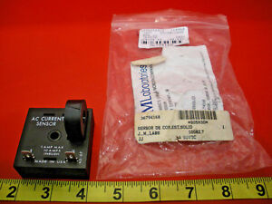 Ssac Tcsg2a Solid State Ac Current Sensor Time Delay Trip 2a 3 50vdc 1a In 10a