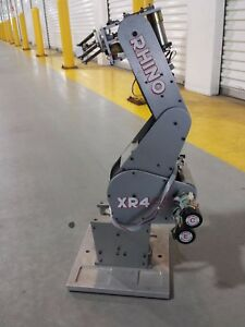 Rhino Robots Xr 4 Robotic Arm And Mark Iv Controller