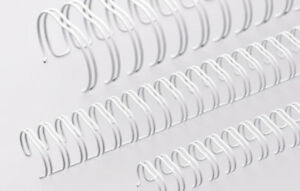 Renz 2 1 Pitch A4 23 Loop Binding Wires