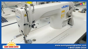 Juki Ddl 8700 Single Needle Straight stitch Industrial Sewing Machine New