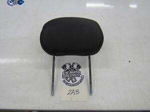 2004 2005 2006 Gto Front Seat Upper Headrest Head Rest Oem Lh Or Rh Black 2a3