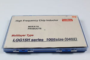 Murata Lqg15h High Frequency Chip Inductors 1005 Size 0402 Kit