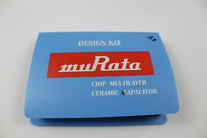 Murata Grp15 kit h Chip Multilayer Ceramic Capacitor Design Kit