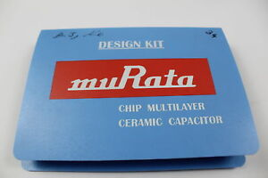 Murata Grm36 kit h Chip Multilayer Ceramic Capacitor Design Kit