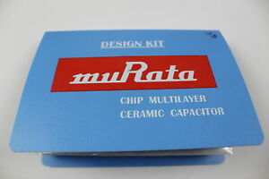 Murata Grm15 kit b Chip Multilayer Ceramic Capacitor Design Kit
