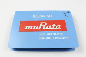 Murata Grm36kith 641 Chip Multilayer Ceramic Capacitor Design Kit