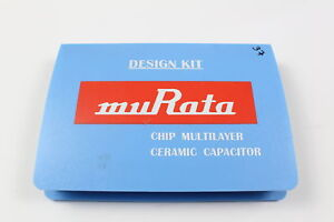 Murata Grm18 kit m Chip Multilayer Ceramic Capacitor Design Kit