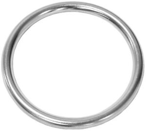 Exhaust Pipe Flange Gasket Left Walker 31397