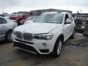 Automatic Transmission 8 Speed Gasoline Awd Fits 15 17 Bmw X3 1408158