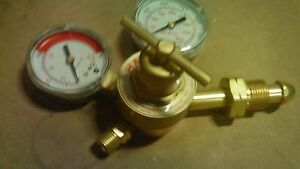 Harris Model 301 15 510 Acetylene Regulator