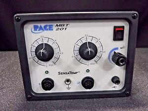 Pace Mbt 201 Soldering desoldering Station mbt201 No Iron Included