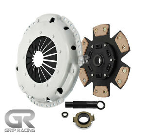 Grip Racing Stage 3 Performance Ceramic Clutch Kit For Honda Civic 06 14 1 8l