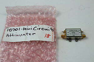 Mini circuits Tb 163 Voltage Variable Attenuator