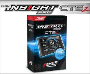 New Edge Insight Cts2 Pro Monitor For 2003 2007 Ford 350 Super Duty 6 0l 86100