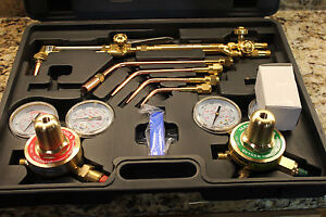 Matco Tools Gas Welding Cutting Kit Oxygen Oxy Acetylene Torch Welder Tools