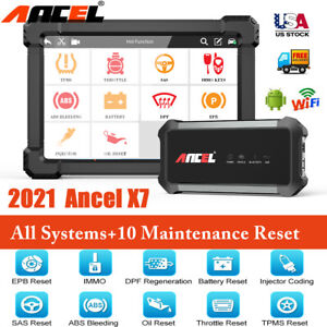 Launch Cr hd Heavy Duty Truck Diagnostic Tool Auto Car Code Reader Scanner Us