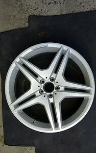 2007 2013 Mercedes Benz S63 Amg Rear Rim Wheel