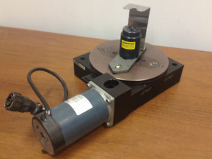 Parker Turntable Positioning Systems Daedal Division W stepping Motor