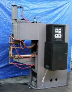 Thomson 50 Kva Press Type A1 d Spot Welder 24 Throat